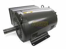 10 Hp Single Phase Baldor Electric Compressor Motor 1725 Rpm 215t Frame 230 Volt