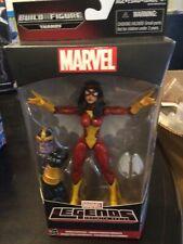 New Marvel legends spider-woman figure thanos baf wave