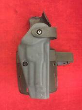 SAFARILAND Drop Leg Holster & Shroud Gray 6005-73 Beretta 92 Right Hand