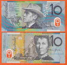 P58e australia 10 dólares 2008 prefijo bg UNC