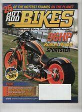 Hot Rod Bikes Mag Rubber Mount Sportster & Nallin 1250 November 2004 082020nonr