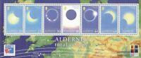 GB-Alderney Block6 (kompl.Ausg.) postfrisch 1999 Totale Sonnenfinsternis