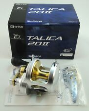 NEW SHIMANO TALICA 20 20II 2-SPEED REEL **U.S SELLER FREE 1-3 DAYS DELIVERY**