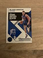 2019-20 Panini NBA Chronicles Blake Griffin