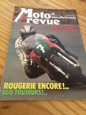 MOTO REVUE 2232 1975 Portal 125TT , 24Hrs Liège , GP Brno , Rougerie ...