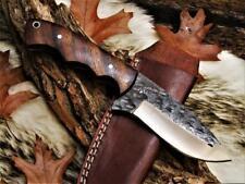 Mittelalter  Messer, Gürtel Messer, handgeschmiedet Carbon stahl 1095 CR39