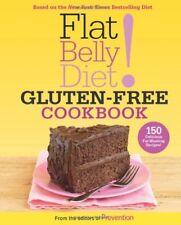 Flat Belly Diet! Gluten-Free Cookbook: 150 Delicio