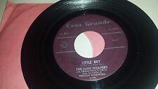TUNE WEAVERS Look Down The Lonesome Road / Little Boy CASA GRANDE 101 SOUL 45