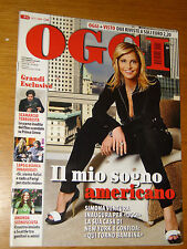 OGGI 2009/12=SIMONA VENTURA=WATCHMEN=LUCA ARGENTERO=FABRIZIO CORONA=AMANDA KNOX=