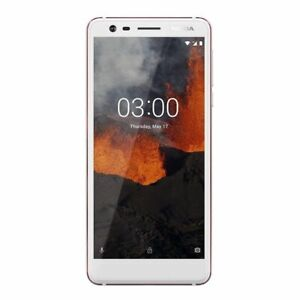 Nokia 3.1 - 16 GB - White/Iron