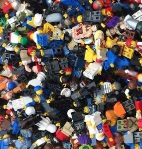 LEGO Minifigures - LUCKY 13 Random Mini Figures ** Extra Minifigures FREE **