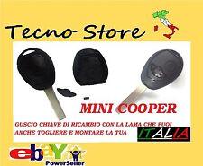 GUSCIO CHIAVE COVER TELECOMANDO SCOCCA MINI COOPER D VALEO R50 R53 R56 MINI ONE
