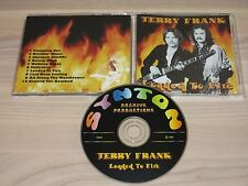 TERRY FRANK CD - LOADED TO FIRE / SYNTON in MINT