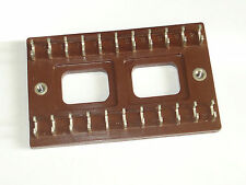 (2 pcs) Point to Point Wiring Terminal Strip Turret Lug Board 22 pin 3PM25-11