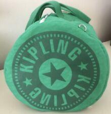 Kipling Sports Bag ~ Green ~ Large Size ~ Excellent Condition