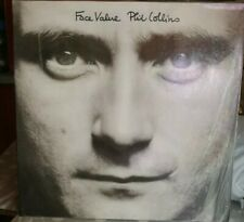 PHIL COLLINS VALUE FACE LP 33T VINYLE EX COVER EX ORIGINAL 1981 GATEFOLD