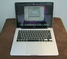 """Apple 13"""" Mac Book Pro A1278 Intel Core i5 2.4 GHz 4GB RAM HDD as is MH"""