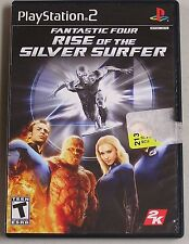 Fantastic Four: Rise of the Silver Surfer (Sony PlayStation 2, 2007)