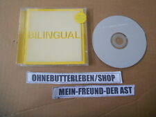 CD Pop Pet Shop Boys - Biligual (12 Song) PARLOPHONE