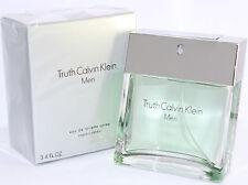 TRUTH BY CALVIN KLEIN 3.4/ 3.3 OZ EDT SPRAY FOR MEN NEW IN BOX