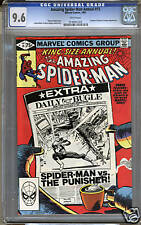 Amazing Spider-Man Annual #15 CGC 9.6 NM+ WHITE Pages Universal CGC #0149941002