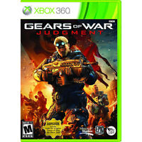 Gears of War: Judgment (Microsoft Xbox 360, 2013)   COMPLETE      FAST SHIPPING