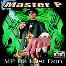 Master P - MP Da Last Don [New CD] Explicit