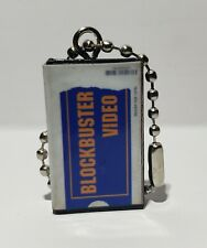 *Mini* Blockbuster Rental Tape Case Friday the 13th 80s movie vhs Keychain
