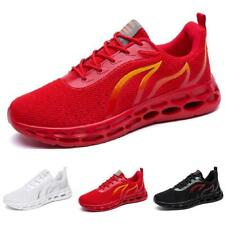Mens Leisure Sneakers Shoes Outdoor Road Running Sports Non-slip Ultralight New