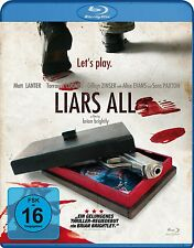 Liars All Sara Paxton , Matt Lanter, Brian Brightly BRAND NEW BLURAY