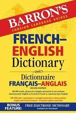 BARRON'S FRENCH-ENGLISH DICTIONARY - MARTINI, URSULA (EDT)/ WIRTH, CHRISTIANE, D