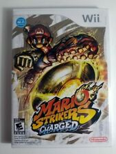 Mario Strikers Charged (Nintendo Wii, 2007)