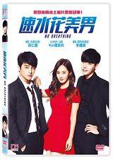 "LEE Jong-Suk ""No Breathing"" SEO In-Guk Yuri Korean 2013 Romance Region 3 DVD"