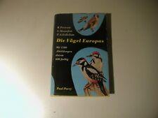Die Vögel Europas Paul Parey