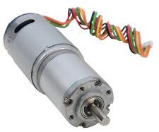 52 RPM 3-12V Planetary Gearmotor w// Encoder #638296 232:1 ratio