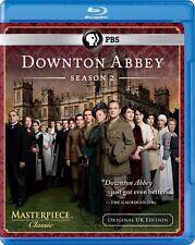 Downton Abbey: Season 2 (Blu-ray Disc, 2012, 3-Disc Set)
