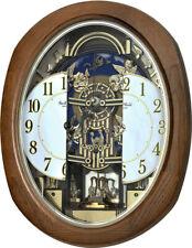 Rhythm Clocks Joyful Blessing Musical Wall Clock (4MH414WU06)