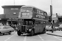 London Transport RT 518 6x4 Bus Photo