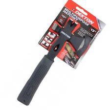 "Multipurpose Hatchet 13"" 330 mm Hatchet Axe Hammer Pry Bar & Nail Puller Rubber"