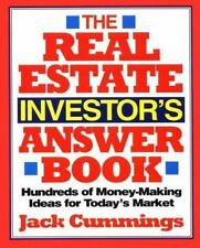 The Real Estate Investor's Answer Book