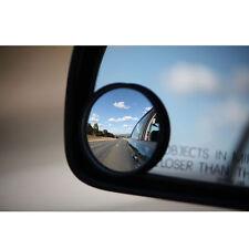 2 x sicurezza convesso Blind Spot Specchio Auto facile Guida Grandangolo VISTA ROUND