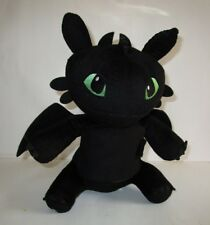 "Zoobies TOOTHLESS Plush Dragon, Soft Story Book ""How to Train Your Dragon"" 11"""
