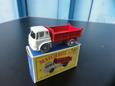 MATCHBOX LESNEY BEDFORD TIPPER TRUCK Nr 3 TOP-MINT