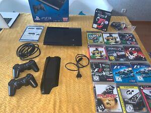 PS3 500GB / GO mit 13 Spielen uvm