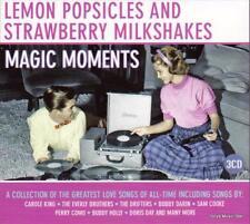 LEMON POPSICLES AND STRAWBERRY MILKSHAKES - MAGIC MOMENTS (NEW SEALED 3CD)