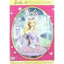 Dvd BARBIE LAGO DEI CIGNI ** All'Interno un Esclusivo Ciondolo di Barbie **