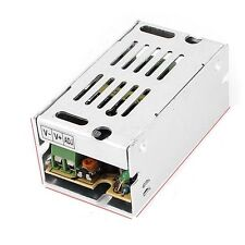 DC inustrial Universal Regulated Switching Power Supply DEL Strip CCTV 12 V - 1 A