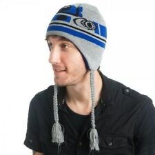 Star Wars R2D2 Peruvian Laplander Beanie Hat