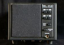 ICOM SP-23 speaker with filters