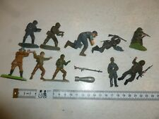 JOB LOT OF TOY SOLDIERS - Made in the UK